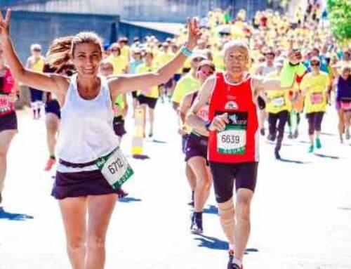 Marathon week!