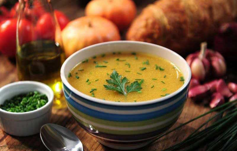 Coconut & Bean Soup