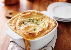Lentil & Celeriac Cottage Pie