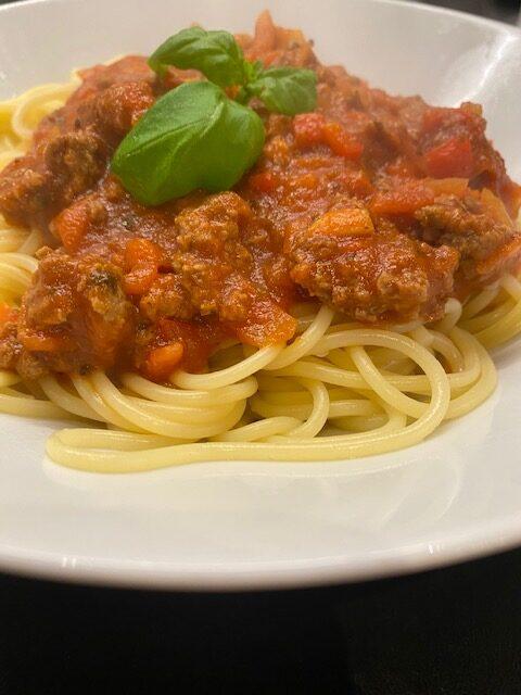 Spaghetti Bolonasie