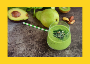 Pear & Avocado Smoothie
